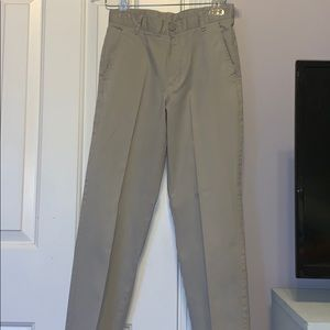 IZOD Boy's Khaki Slacks